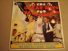 45T EP / THE GREAT HITS FOR FAIR ORGAN