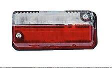Umriß Leuchte Hella Begrenzungsleuchte rot/weiß Schrauben Wohnmobil 143450b NEU