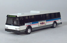 Road Champs CTA Chicago Transit 1:87 Flxible Metro/Grumman 870 Diecast Bus