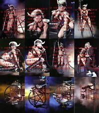 26 DIFFERENT 4X6 PHOTOS OF WENDY O WILLIAMS PLASMATICS