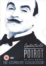 Poirot - the Complete Collection  DVD