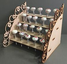 Y96 MINI 20X Lollypop  SWEET CANDY CART Trolley Holder Table Display Stand Party