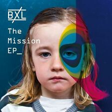 BXL - BRUXELLES - THE MISSION EP_ - 5 TITRES - 2012 - CD NEUF NEW NEU