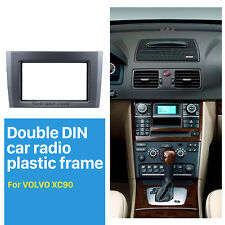 Double Din Car Radio Fascia Trim Bezel Frame Panel Install Refit for VOLVO XC90