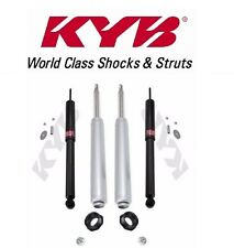KYB 4 Shocks SAAB 9-3 93 - 1999 2000 2001 2002 99 00 01 02 - 366012 343270