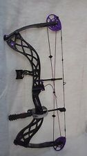 Bowtech CARBON ROSE Compound Bow 50 lb BOW