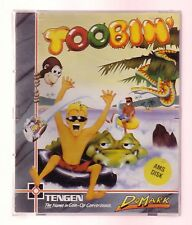 Toobin' (Domark 1989) Amstrad DISK Disc - Big Box Edition - GC & Complete