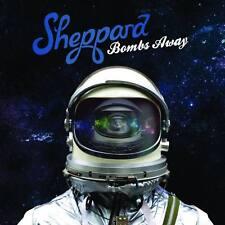SHEPPARD Bombs Away CD 2014 * NEW