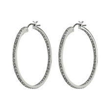 Swarovski Somerset Medium Hoop Pierced Earrings 1172369