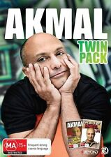 Akmal: Twin Pack DVD NEW