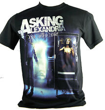 Asking Alexandria Large Size L New! T-Shirt (From Death To Destiny) 1306