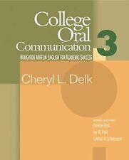 College Oral Communication 3 Houghton Mifflin English for Academic Success) Bk