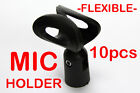 10x Microphone Stand Boom Clip Holder Adjustable Studio Mic Stage Recording PA