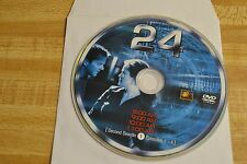 24 Second Season 2 Disc 1 Replacement DVD Disc Only*
