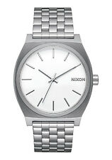 NIXON NEW Mens White Watch Time Teller BNWT