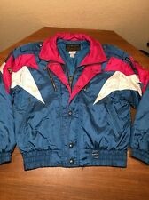 Vtg Descente Mens M Ski Jacket 1980's 1990's Parka Colorblock Slope Smasher!