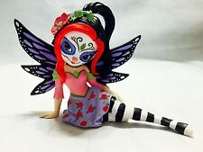Vivid Lucia Fairy Figurine - Sugar Skull Fairy  - Jasmine Becket Griffith