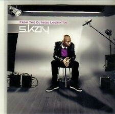 (CI880) S Kay, From The Outside Lookin' In sampler - 2008 DJ CD