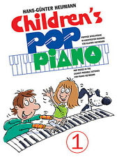 Childrens Pop Piano Learn to Play Songs Tunes Solo KEYBOARD Music Book 1