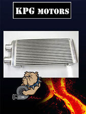 NEW 600X300X76MM FMIC INTERCOOLER INLET/OUTLET ONE END/SIDE 600HP TURBO