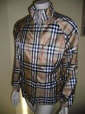 Burberry Nova Check Rain Jacket