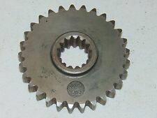 Vintage Arctic Cat Snowmobile Chaincase Bottom Gear Sprocket 29 Tooth 0107-512