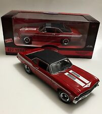 1969 YENKO 427 Chevy Nova RED 29119 ERTL 1/18 American Muscle Supercar 69