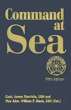 Command at Sea-ExLibrary