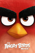 The Angry Birds Movie (2016) - Blu-ray 2D disc only