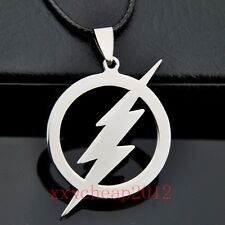 cool The Flash Stainless Steel Pendant Necklace ST172