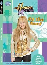 Hanna Montana ON THE ROAD Disney Press BRAND NEW BOOK Gift Quality!