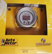 SALE Auto Meter Ultra-Lite W/B O2 Air Fuel Ratio AFR & Sensor Gauge Kit 2 1/16""