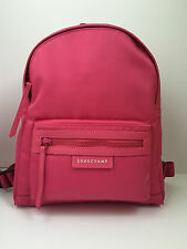 NWT Longchamp Le Pliage Neo Sm Backpack (Pink) US$330