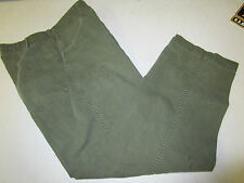 WWII RARE USN US NAVY P41 HBT COMBAT TROUSERS PANTS
