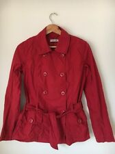 Cherokee Size 6 Cotton Red Lightweight Jacket  T7199