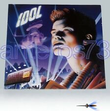 """BILLY IDOL """"CHARMED LIFE"""" RARE LP ITALY 1990 - SEALED"""