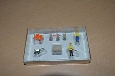 Wiking HO Scale Construction Site Set  #1200 49 NEW IN BOX