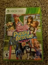Barbie and Her Sisters: Puppy Rescue Xbox 360 Used