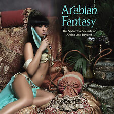 Arabian Fantasy: the Seductive Sounds of Arabia and Beyond (VINYL) LP 2014