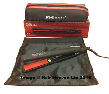 "FHI 2016 Platform 1"" Ceramic and Tourmaline Hair Straightener + Mat and Bag"