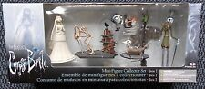 Corpse Bride - Mini-Figure Collector Set Series 2 - 6 Figures 2006 - Tim Burton