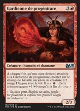 MTG Magic M15 - (4x) Brood Keeper/Gardienne de progéniture, French/VF