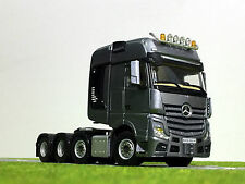 WSI MERCEDES BENZ ACTROS MP4 GIGA SPACE 8x4 SLT TRUCK