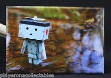 "Danboard Zero Fighter 2"" X 3"" Fridge Magnet. Revoltech Toy Photography"