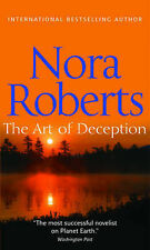 [ THE ART OF DECEPTION BY ROBERTS, NORA](AUTHOR)PAPERBACK,ACCEPTABLE Book