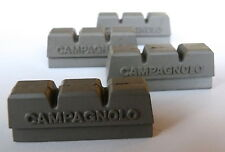 Campagnolo Brake Pads Tan Record Victory Replacements 4 Pads Vintage Bike NOS