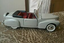 1:43 Diecast 1941 Lincoln Continental Convertible Classic American Car No Box