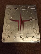 Quake 3 Arena PC Version Tin Box Plus Half Life 2
