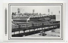 Carte postale Baseball. There were giants un New York... - Reprint