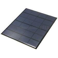 6V 3.5W Panel 583mA DIY Solar Para Teléfono Bargador Batería Juguete